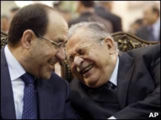 Малики и Талабани