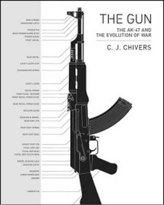 Обложка книги про АК-47