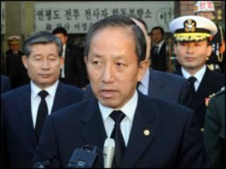 Kim Tae-young, tsohon ministan tsaron Koriya ta Kudu