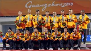 मलेशियाई टीम