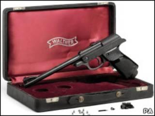 瓦尔特LP MOD.53手枪