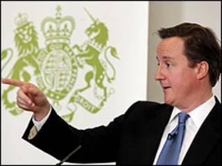 Waziri mkuu wa Uingereza David Cameron