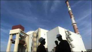 نیروگاه هسته ای بوشهر