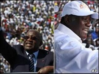 Gbagbo ne ya lashe zaben Ivory Coast