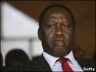 Fira Ministan kasar Kenya Raila Odinga