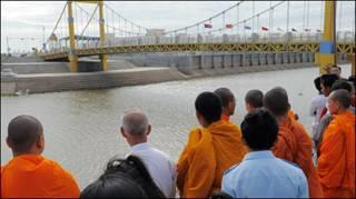 Cầu Kim Cương, nơi xảy ra vụ giẫm đạp chết người