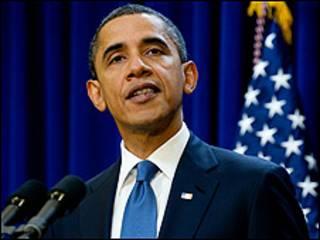 Shugaban Amurka, Barack Obama