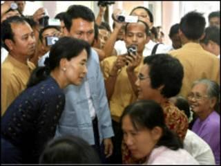 dassk meets political prisoners' families
