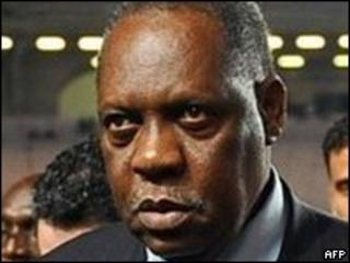 Вице-президент ФИФА Исса Аяту