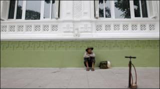 Cảnh ở Hà Nội