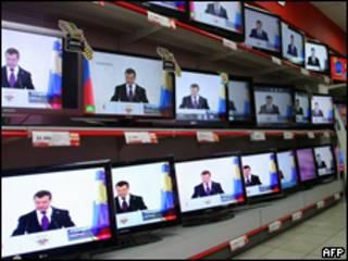 Телевизоры в электронном магазине в Москве