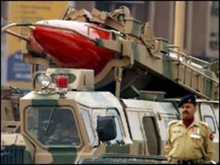 pakistan missile 2005