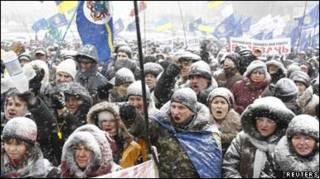 Акції протестів у Києві