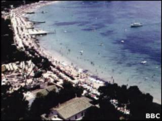 Виллы на средиземноморском побережье Испании