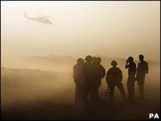 Британские войска в Афганистане