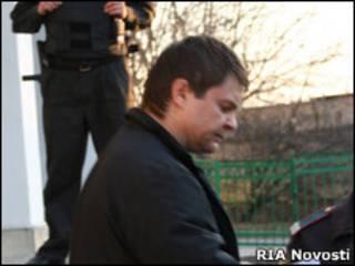 Подозреваемый в организации убийства в Кущевской Сергей Цапок