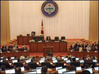 Қирғиз парламенти