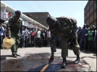 Mlipuko mwingine uliotokea Nairobi karibuni