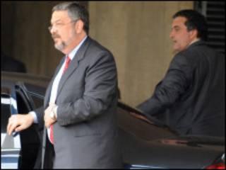 Antonio Palocci (esq.) e José Eduardo Cardozo (Agência Brasil/Arquivo)