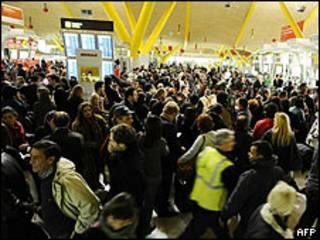 Забастовка в Испании