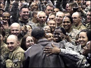 Obama no Afeganistão