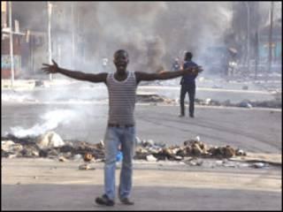 احتجاجات في ساحل العاج
