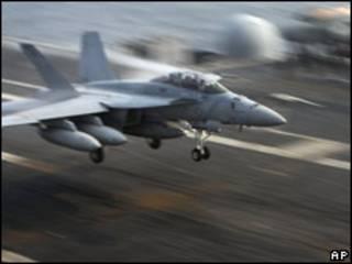 F/A-18 Super Hornets