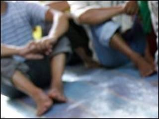سجناء في ماليزيا