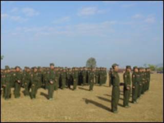 SSA မြောက်ပိုင်းစစ်တပ်