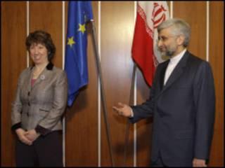 जेनेवा में ईरान के परमाणु कार्यक्रम पर वार्ता