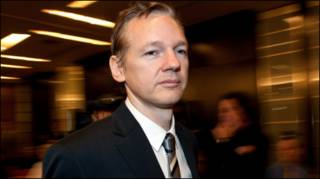 Julian Assange, người sáng lập Wikileaks