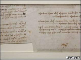 Fragmento de Leonardo da Vinci