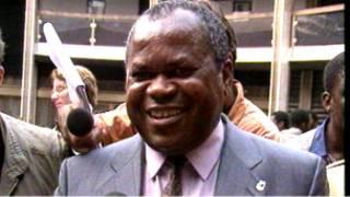 Etienne Tshisekedi yatahutse