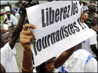 زاد عدد الصحفيين السجناء في العالم بعشرة