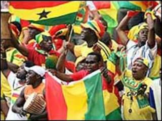 Jama'ar kasar Ghana