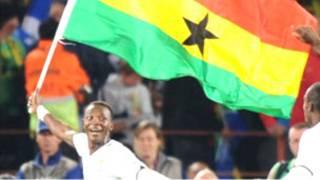 Takaitaccen tarihin kwallon Ghana