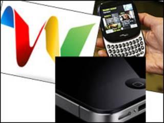 أجهزة مايكروسوفت وجهاز هاتف خليوي