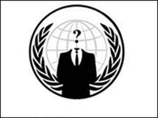 Logo do Anonymous