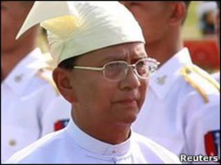 Премьер-министр Бирмы Тейн Сейн
