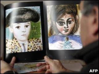 Каталог аукциона с работами Пикассо