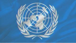 پرچم سازمان ملل