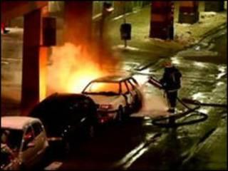 Fashewar Bomb a Sweden
