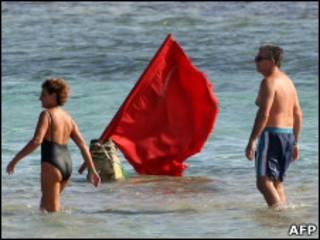 Пляж Шарм-эш-Шейха