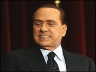 Firaministan Italiya, Silvio Berlusconi