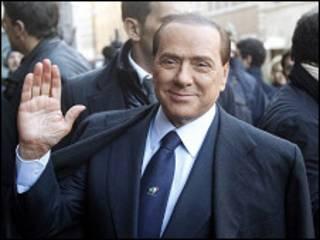 Firaminstan Italiya, Silvio Berlusconi