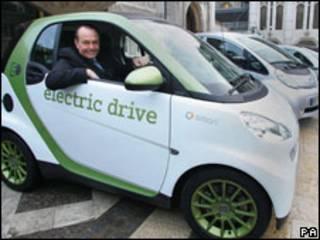 xe hơi điện