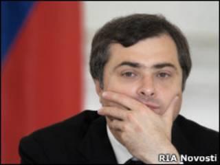 Владислав Сурков, замглава президентской администрации