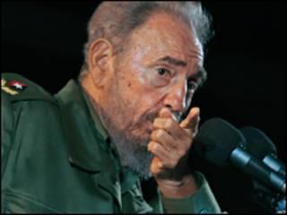 فيديل كاسترو