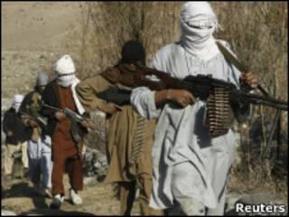 افراد طالبان