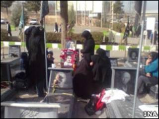 مراسم روز عاشورا در تهران